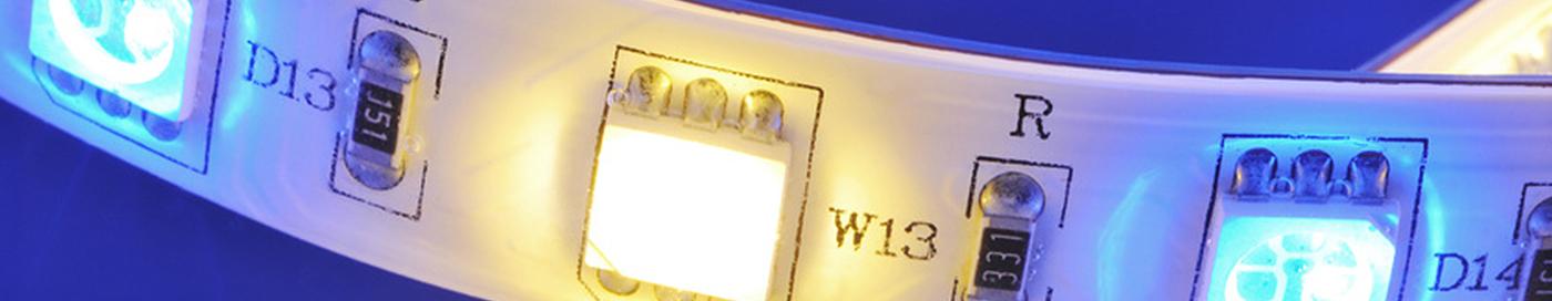 Werbeanlagen mit LED-Beleuchtung