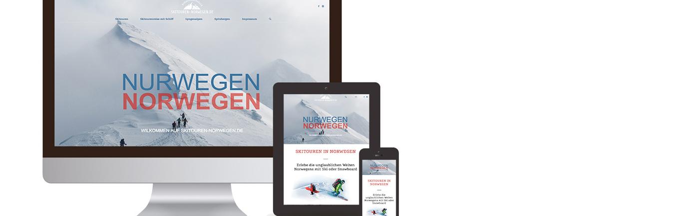 Homepage für Selbständige erstellen in Bad Tölz