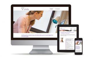 Webseite für Arzt in Bad-Tölz | Praxis Dr. Ilg