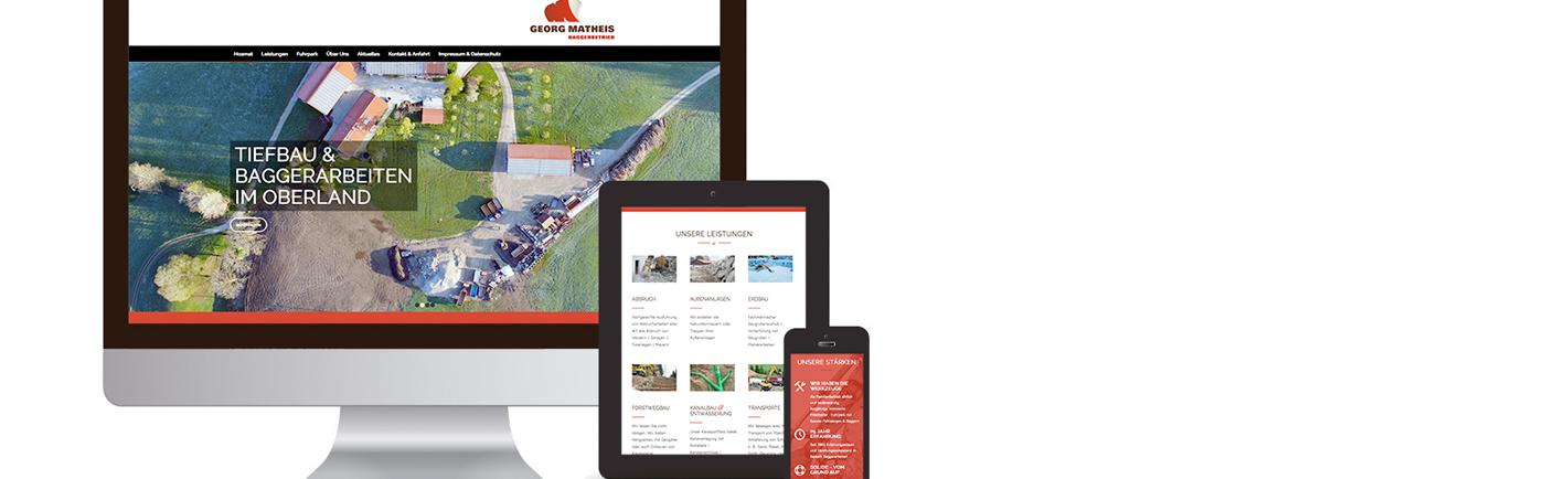 Webdesign Agentur in Bad Tölz